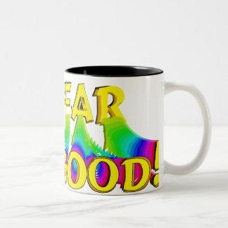 Shofar Sho Good Two-Tone Coffee Mug