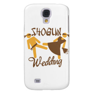 shogun wedding samsung galaxy s4 cover