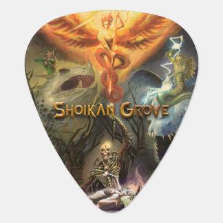 Shoikan Grove - Dawn of Delirium Guitar Picks