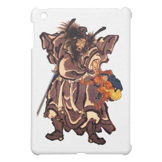 Shoki the Demon Queller iPad Mini Cases