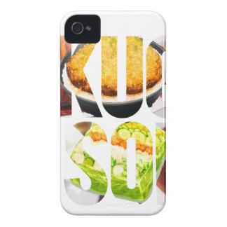 Shokugeki no Soma iPhone 4 Case
