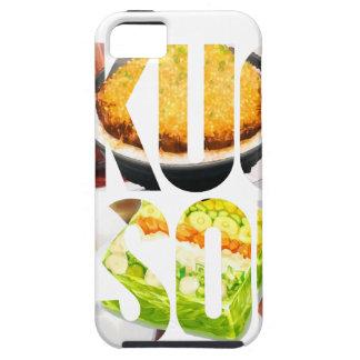 Shokugeki no Soma iPhone SE/5/5s Case