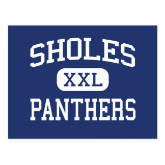 Sholes Panthers Middle Milwaukee Wisconsin Post Cards