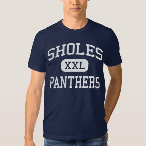 Sholes Panthers Middle Milwaukee Wisconsin Tee Shirt