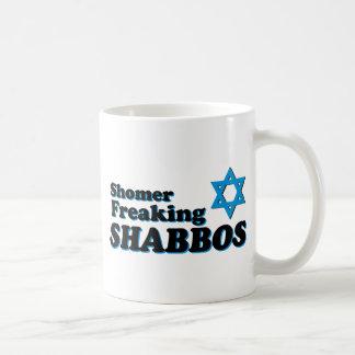 Shomer Freaking Shabbos Tazas