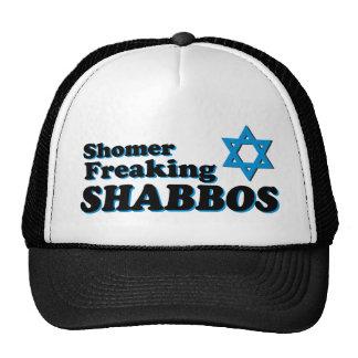 Shomer Freaking Shabbos Trucker Hat