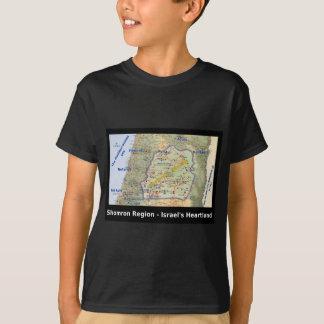 Shomron The Heartland of Israel T-Shirt