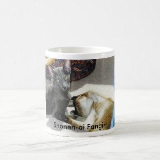 Shonen-ai Fangirl Coffee Mug