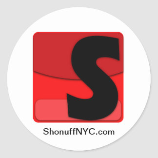 Shonuff NYC Sticker 4