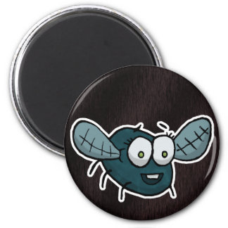 Shoo fly don t bother me fridge magnets