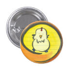 Shoo Shoo Enso en el botón anaranjado 4.11.12 Pin