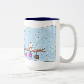 Shoo Shoo Holiday Mug