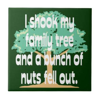 Shook My Family Tree Tile