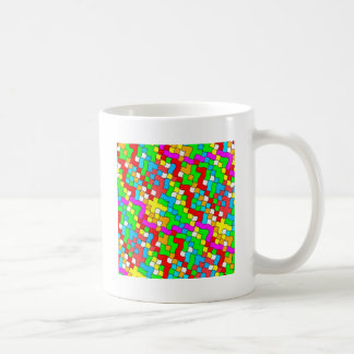 Shool party colorful, coffee mugs