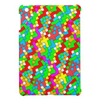 Shool party colorful, iPad mini covers