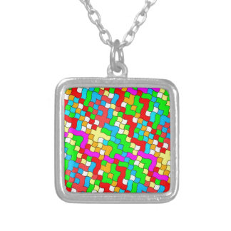 Shool party colorful, pendant