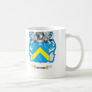 Shoop Coat of Arms (Family Crest) Mugs