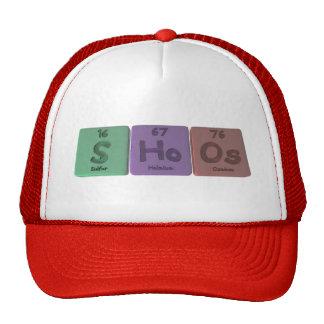 Shoos-S-Ho-Os-Sulfur-Holmium-Osmium.png Trucker Hat
