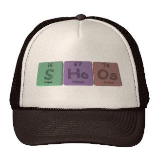 Shoos-S-Ho-Os-Sulfur-Holmium-Osmium.png Trucker Hats