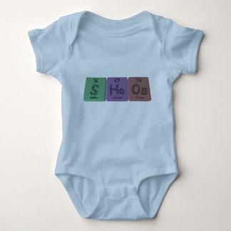 Shoos-S-Ho-Os-Sulfur-Holmium-Osmium.png T Shirt
