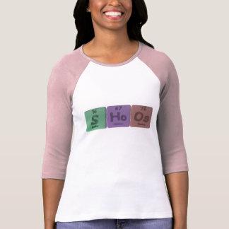 Shoos-S-Ho-Os-Sulfur-Holmium-Osmium.png Tee Shirt