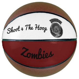 Shoot 4 The Hoop - Zombie Basketball