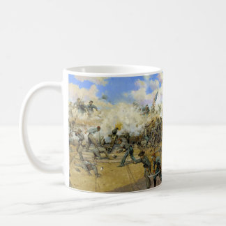 Shoot and Be Dammed by Keith Rocco Coffee Mug