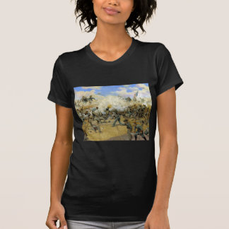 Shoot and Be Dammed by Keith Rocco T Shirt