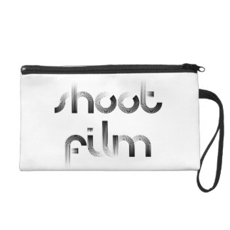 Shoot Film Wristlet Film Tote
