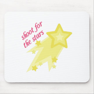 Shoot For Stars Mouse Pads