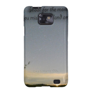 Shoot for the moon galaxy SII case
