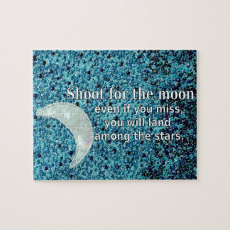Shoot For The Moon Puzzle