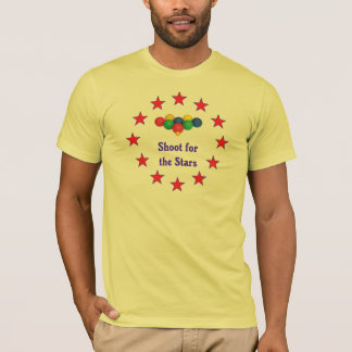 Shoot For The Stars Bocce Ball T-Shirt