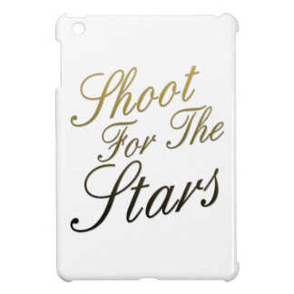 Shoot For The Stars Cover For The iPad Mini