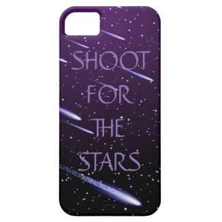 Shoot for the stars iPhone SE/5/5s case