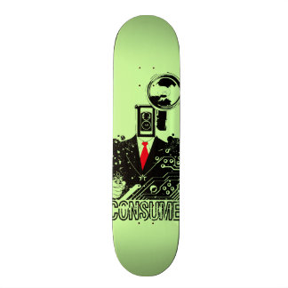 """Shoot From The Hip"" Skate Deck"