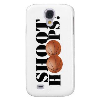 Shoot Hoops Galaxy S4 Case