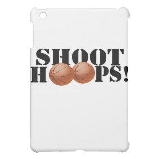 Shoot Hoops! iPad Mini Cover