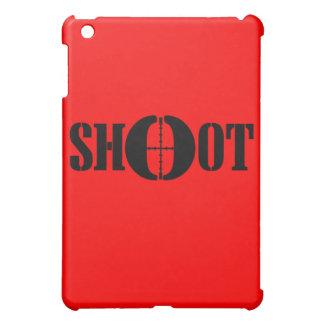 SHOOT iPad MINI COVERS