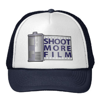 Shoot More Film Hat