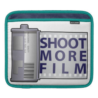 Shoot More Film iPad Sleeve