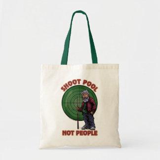 Shoot pool Not People Bags
