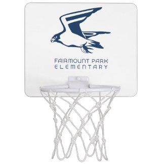 Shoot Some Hoops Mini Basketball Backboard