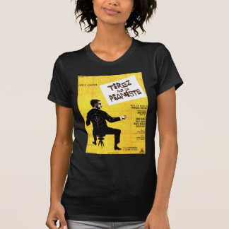 Shoot The Piano Player Tees