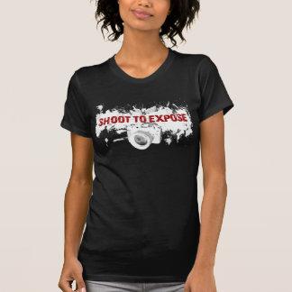 Shoot to Expose T-Shirt