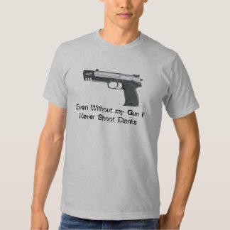 ShootBlanks Tshirts