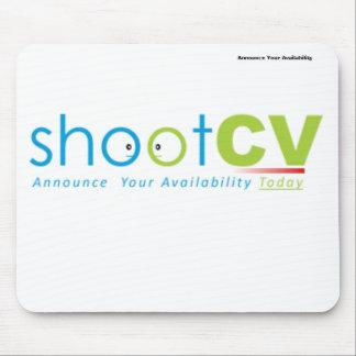 shootcv, Announce Your Availability Mouse Pad