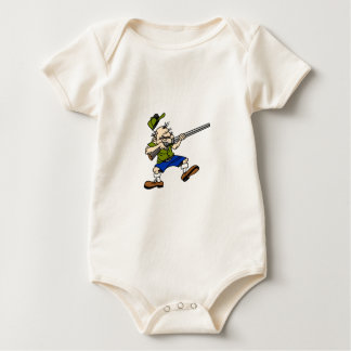 Shooter Baby Bodysuits