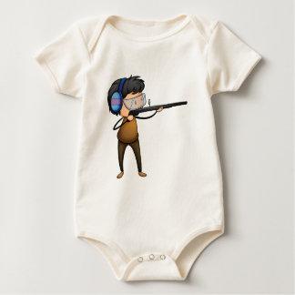 shooter baby creeper