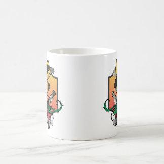 Shooter crossbones mugs